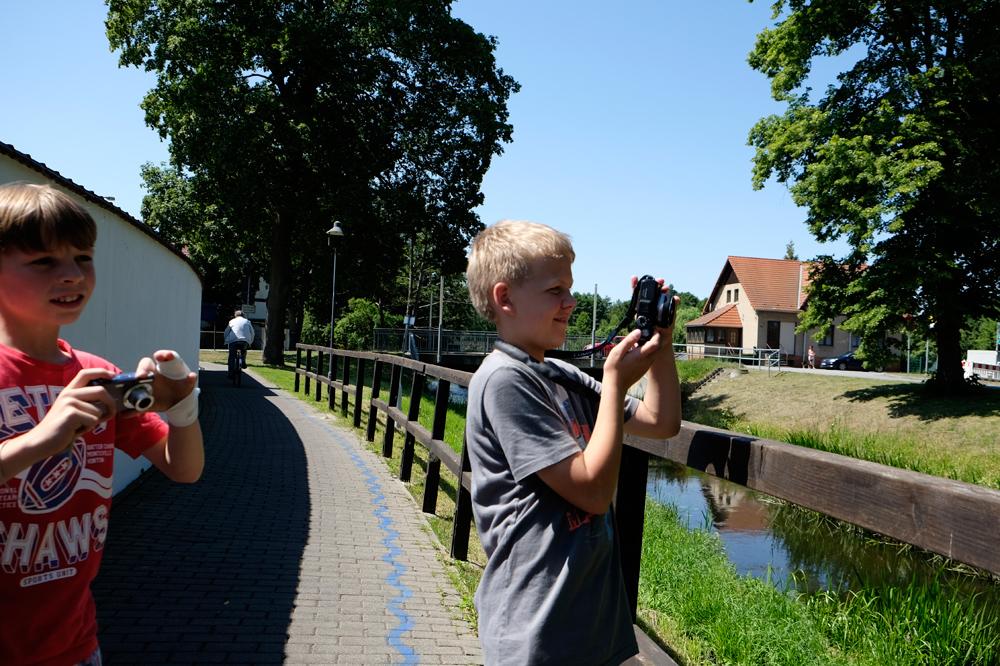 Bildserien aus Wusterhausen